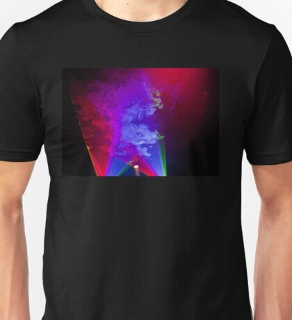 Smokey Lazers Unisex T-Shirt