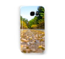 Abandoned Road to the past Samsung Galaxy Case/Skin