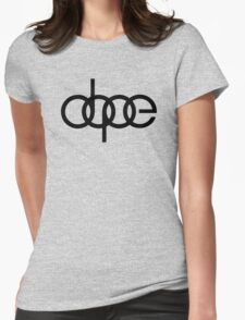 AUDI DOPE Womens Fitted T-Shirt