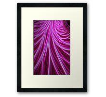 Pink Fractal 18 Framed Print