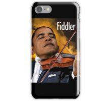 Fiddler in Chief iPhone Case/Skin