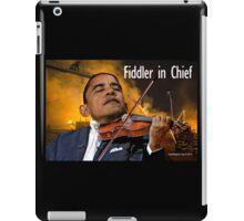 Fiddler in Chief iPad Case/Skin