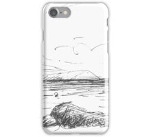HORNBY ISLAND(JULY 9 2009)(C2009) iPhone Case/Skin