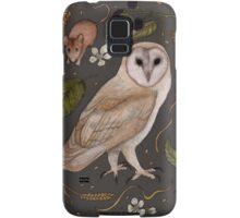 Barn Owl Samsung Galaxy Case/Skin