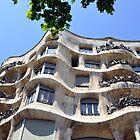 La Pedrera, Barcelona by Pat Herlihy