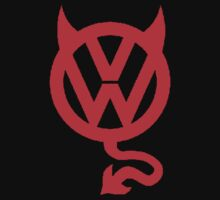 VW DEVIL LOGO by LegendTLab