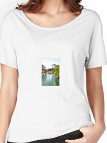 Cambridge Punting Women's Relaxed Fit T-Shirt