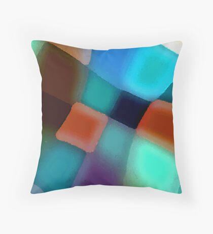 Your Moods Throw Pillow