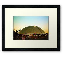 The Igloo Framed Print