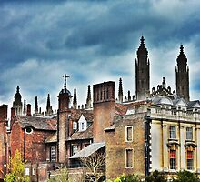 Cambridge Spikes by Veterisflamme