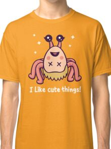 I Like Cute Things! Classic T-Shirt