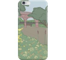 River Mole iPhone Case/Skin