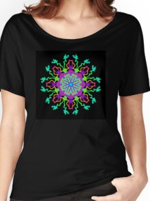 From the Point of Creation Women's Relaxed Fit T-Shirt
