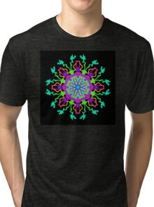 From the Point of Creation Tri-blend T-Shirt