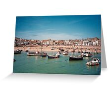 St Ives Greeting Card