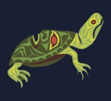 Western Painted Turtle Kids Tee