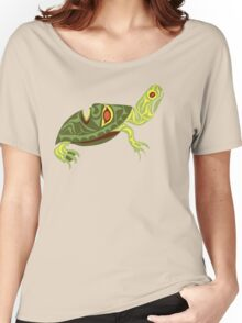 Western Painted Turtle Women's Relaxed Fit T-Shirt