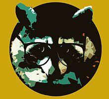 Reclusive Raccoon by ZeldaPennyflip