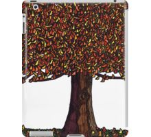 Tree Orange iPad Case/Skin