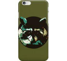 Reclusive Raccoon iPhone Case/Skin