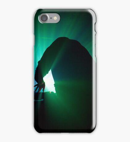 On Decks In Green iPhone Case/Skin