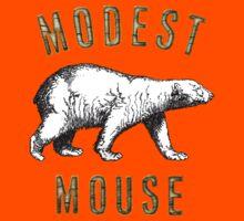 Modest Mouse Bear Kids Tee