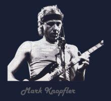 Dire Straits Mark Knopfler  T-Shirt