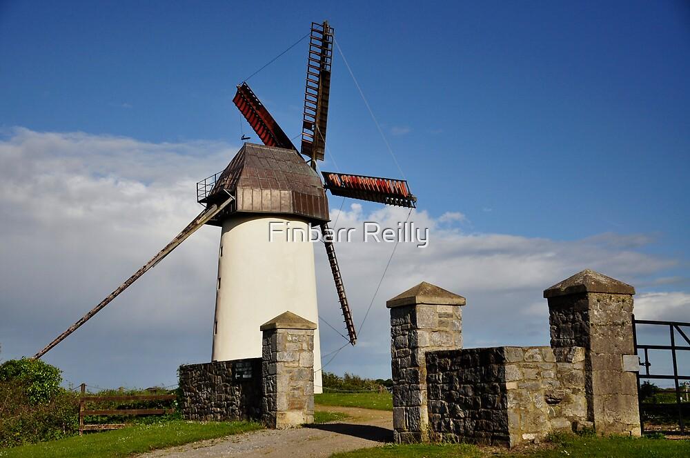 Skerries Windmill by Finbarr Reilly