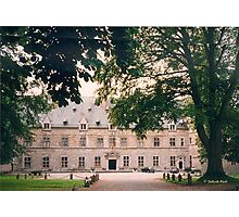 Château de Chimay - Belgium Photographic Print