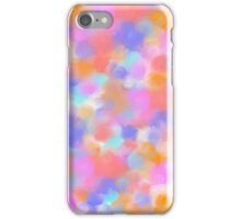 Colourful Smudges  iPhone Case/Skin