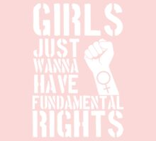 Girls just wanna have fundamental rights. One Piece - Long Sleeve