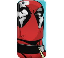 My Common Sense is Tingling (Deadpool) 2 iPhone Case/Skin