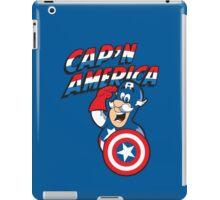Cap'n America iPad Case/Skin