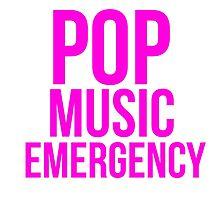 POP MUSIC EMERGENCY by brooklynights