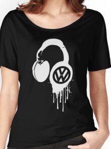 VW Bleeding Headphone Women's Relaxed Fit T-Shirt