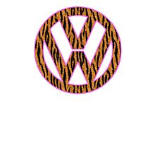 Animal Skin VW Photographic Print