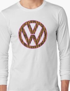 Animal Skin VW Long Sleeve T-Shirt