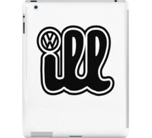 VW iLL Logo iPad Case/Skin