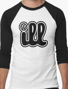 VW iLL Logo Men's Baseball ¾ T-Shirt