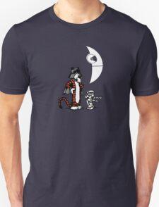 Darth Hobbes and Calvin Trooper T-Shirt
