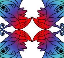 Elated Creature Sticker