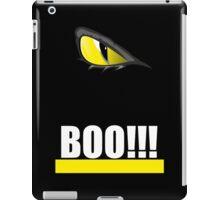 Boo !!!! iPad Case/Skin