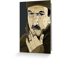 Smokey Joe Greeting Card