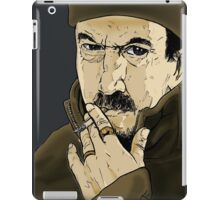 Smokey Joe iPad Case/Skin