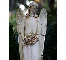 Johnny's Angel Photographic Print