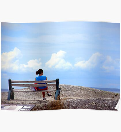 Watching The Clouds Roll By Poster