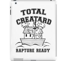 TOTAL CREATARD iPad Case/Skin