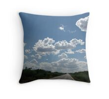 It's Clouds Illusions I Recall... Throw Pillow