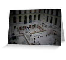 Mini Plaza Greeting Card