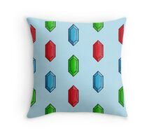 Rupees (Common) Throw Pillow